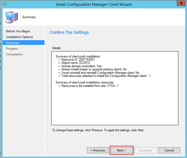 SCCM 2012 R2 PART 11 – Client Installation In SCCM 2012 R2