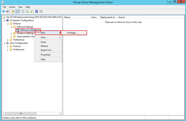 SCCM 2012 R2 PART 13 – Deploying Configuration Manager 2012 R2