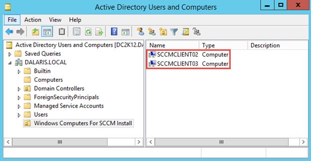 SCCM 2012 R2 PART 13 – Deploying Configuration Manager 2012