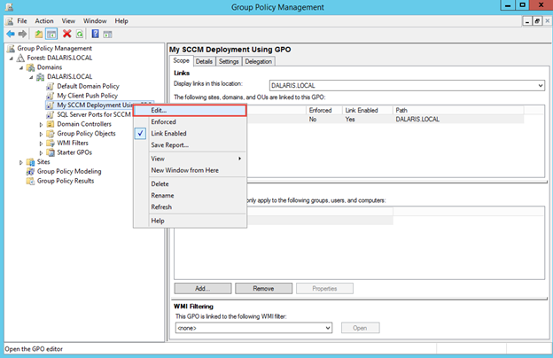 Sccm 2012 r2 part 13 deploying configuration manager for Software deployment document template