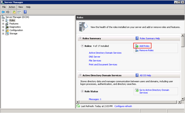 How to Configure a PPTP VPN Server (RRAS) in Windows Server 2008 R2
