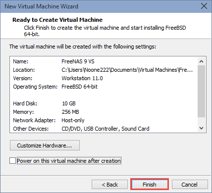 How to Install and Configure FreeNAS 9 3 | DALARIS TECH BLOG