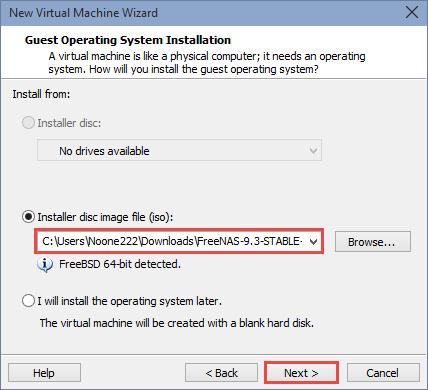 Install Rpm Package On Open Filer Vs Freenas - letterlabel
