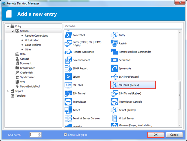 How to Add a Linux Server as a New Session in Remote Desktop